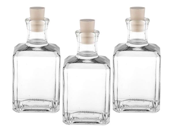 Bottigliette e distilleria
