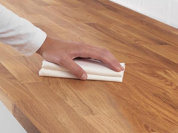Cura e protezione del legno
