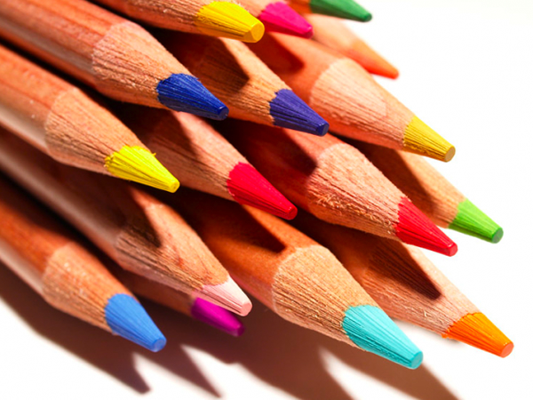 Penne matite e pennarelli