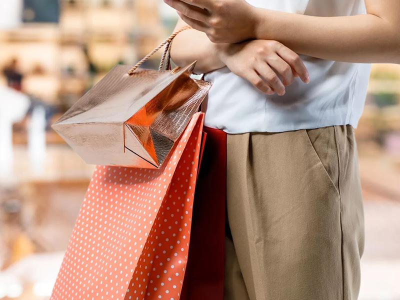 Sacchi immondizia borse e shopper