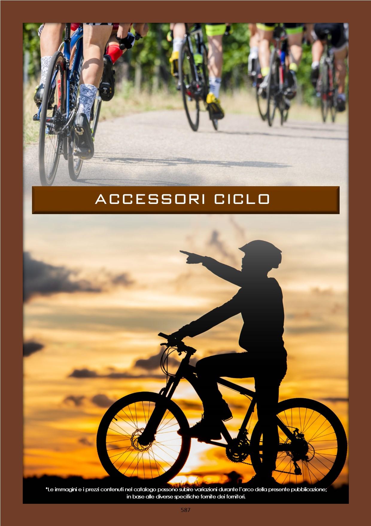 Accessori ciclo